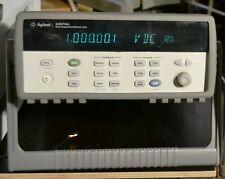 Agilent 34970A Data Acquisition / Data Logger Switch Unit GOOD w/ 6½ digit DMM
