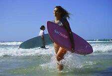 Surfboard Evolve Pink Mini Mal