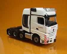 "Herpa 071307 mercedes-benz actros SLT tractor ""DB Schenker"" scale 1/50"