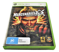 Mercenaries 2: World in Flames XBOX 360 PAL XBOX360