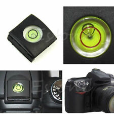 Camera Hot Shoe Bubble Spirit Level Cover Cap For Canon Nikon Pentax Olympus