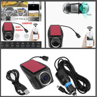 Car DVR Camera Video Recorder HD 1080P Hidden WiFi Dash Cam Night Vision
