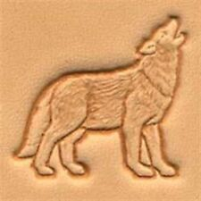 8475 Wolf Craftool 3-D Stamp Tandy Leather 88475-00