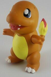 """1998 Auldey Tomy Pokemon CHARMANDER 5"""" Figure"""