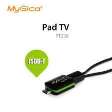 MyGica Pad TV tuner Watch ISDB-T or DVB-T on Android Phone-Pad PT230 usb tv tune