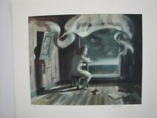 """Marc Davis"""" The Morning After """" Serigraph S/N"""