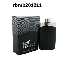 MONT BLANC LEGEND MEN COLOGNE 6.7 OZ 200 ML EDT SPRAY SEALED  FREE PRIORITY SHIP