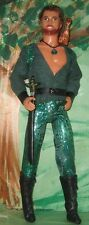 Lord Drago-Protector of the Dragons w/Baby Dragon~OOAK Barbie Ken Doll Repaint