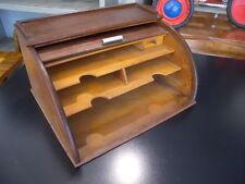 Art Deco Schreibtisch Aufsatz Rollbüro Rollladen Briefablage Schreibgarnitur