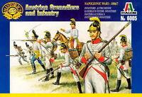 Italeri 1/72 6005 Napoleonic Austrian Grenadiers & Infantry (Napoleonic Wars)