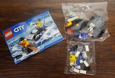 Lego City Tire Escape New With Instructions No Box 60126