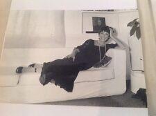 MARIE HÉLÈNE BREILLAT - Photo de presse originale Exclusive 30x21cm