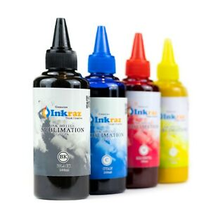 400ml Sublimation Refill Ink for WF, XP epson printers Refillable Cartridge ciss