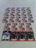 *****Brian Sutter*****  Lot of 23 cards.....3 DIFFERENT / Hockey
