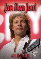 Jon Bon Jovi Calendar 2011 New & Original Package Rs