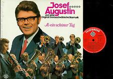 LP--JOSEF AUGUSTIN---SO EIN SCHÖNER TAG --