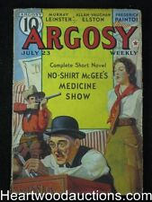Argosy Jul 23, 1938 Leinster, Invasion of America