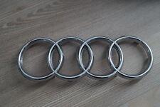 Original Audi Emblem Logo Audi Ringe Heckklappe A6 Limo 4B5853742 2ZZ