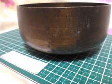 "BIG ""4.193"" Japanese Vintage Buddhist Bell G506 Very Rare"