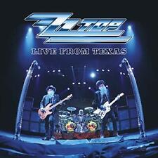 ZZ Top - Live From Texas (Limited Vinyl - Double LP Vinyl - New