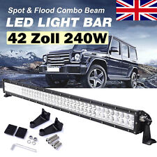 22inch 962w Led Light Bar Work CREE Driving Fog Truck SUV Jeep For Ford Offroad