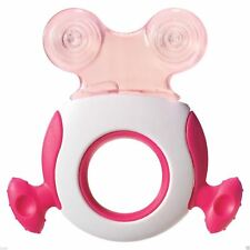 Tommee Tippee Closer to Nature Stage 2 Teether Pink