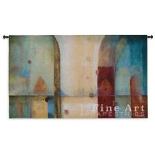 Orchestration Contemporary Modern Wall Tapestry