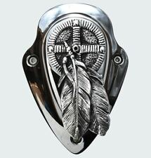 Medicine Wheel insert for Indian horn cover.  Indian motorcycle IFI-2