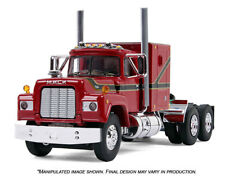 1/64 FIRST GEAR RED/BLACK/GOLD MACK R MODEL CAB