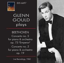 Beethoven / Glenn Gl - Glenn Gould Plays Beethoven Concertos Nos. 2 & 5 1 [New C