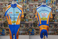 body maglia jacket ciclismo bike shirt maillot trikot TORNACO B86