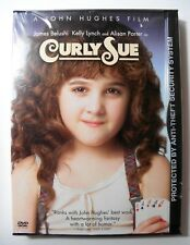 Curly Sue (DVD, 2003, Snap Case) NEW SEALED