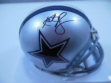 KATE BOSWORTH SIGNED DALLAS COWBOYS MINI HELMET SUPER MAN RETURNS BLUE CRUSH