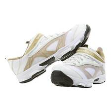 Scarpe donna spinning palestra SPD Shimano bianche oro 39 EU mtb indoor shoes
