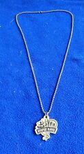 Buffy The Vampire Slayer Necklace 30 Inches Long With Pendant New