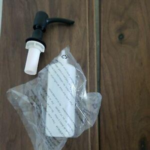 Kohler Kitchen Soap Dispenser - Open Box  -  Black