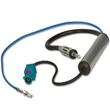 BA 10312 Antennenadapter Phantomeinspeisung für Opel Fakra (M) > DIN 150 OHM