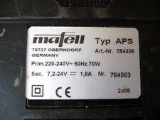 Mafell Max Akku Ladegerät PowerStation Typ APS 7,2 - 24V  Bestellnummer: 094406