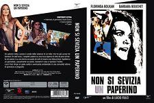 NON SI SEVIZIA UN PAPERINO (1972)  DVD