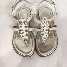 Toddler Girls Size 10 Sandals Smart Fit Dress Summer Shoes