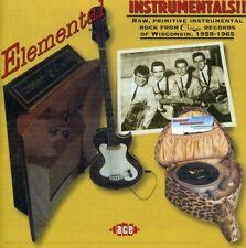 Various Artists - Elemental Instrumentals [New CD] UK - Import