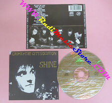 CD CRIME & THE CITY SOLUTION Shine 1988 Uk MUTE no lp mc dvd vhs (CS53)
