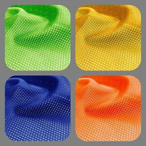 Micro Mesh Athletic Sportswear - Fabric By Yard-**Free Shipping**