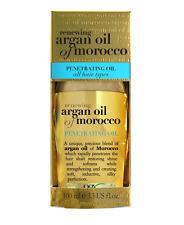 Ogx OrganiX rinnovando Olio di Argan Marocchino penetrante olio