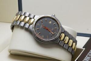Gents Longines Titanium Ti VHP Conquest Wristwatch Ref 4206