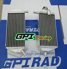 ALUMINUM RADIATOR FOR YAMAHA YZ450F YZF450 YZ 450F 2010-2013 2011 2012 2013