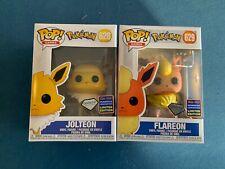 Funko Pokemon - Flareon Diamond Glitter Wc21 US Pop Vinyl RS