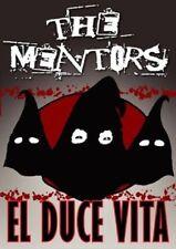THE MENTORS - El Duce Vita DVD