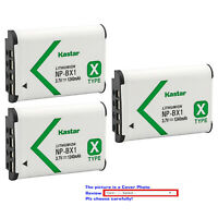 Kastar Replacement Battery for Sony NP-BX1 BC-CSXB Sony Cyber-shot DSC-RX100M3