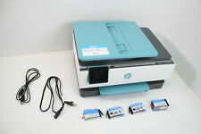 HP OfficeJet Pro 8035 All in One Wireless Printer 3UC66A Smart Home Office Oasis